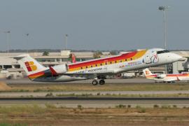 Motín de unos pasajeros en Palma que volaban hacia Ibiza