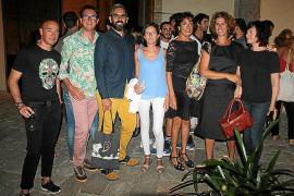 Andrés Senra presenta 'Rosa Winkle' en el Casal Solleric