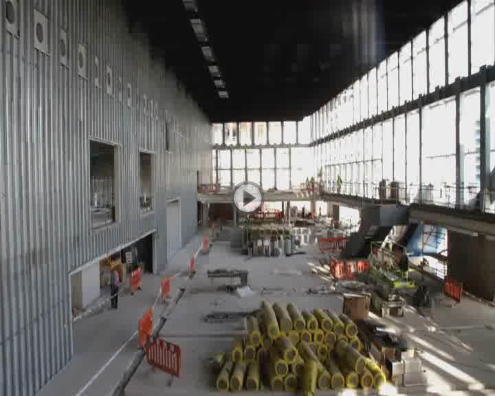 Antich afirma que el Palacio de Congresos de Palma abrirá en la primavera de 2012