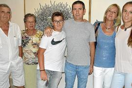 Andreu Maimó presenta su obra en Lloret