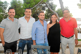 Los artistas Jorge Azri y Ernesto Rodríguez presentan su obra en el hotel Bendinat