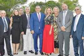 Pregón y fiestas en Santa Ponça