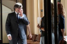 El fiscal general del Estado pide actuar ante cualquier preparativo del 1-O