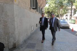 Matas afronta el juicio por los contratos a los arquitectos del Palma Arena