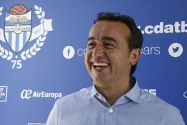 Armando de la Morena: «Vamos a Valencia con la idea de traernos los tres puntos»