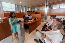 Jornadas de movilidad eléctrica en el Consell d'Eivissa