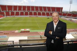 Andy Kohlberg, nuevo presidente del Mallorca