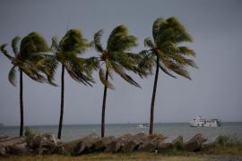 El huracán Irma causa daños menores en Haití