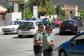 Detenido un joven en Calvià por asaltar cinco veces la casa de un vecino discapacitado