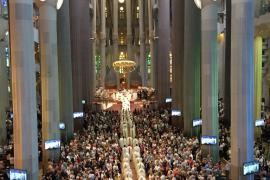 Ordenación del mallorquín de Antoni Vadell como obispo auxiliar de Barcelona