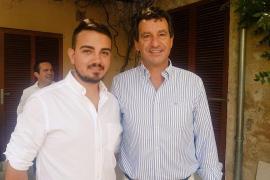 Biel Crespí, proclamado nuevo presidente del PP de Consell