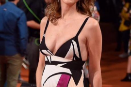 Silvia Abascal anuncia que está embarazada