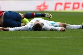 El Levante castiga el exceso de confianza del Real Madrid