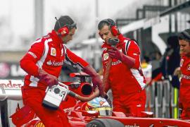McLaren resucita y Fernando Alonso sigue al acecho