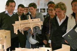 El Casal Balaguer tendrá el mayor patio de un edificio histórico de Palma
