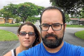 Un mallorquín en Miami: «Nos quedamos en mi casa; ojalá que todo salga bien»