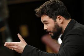 Gabriel Rufián incendia Twitter a costa de las papeletas del referéndum