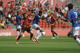 El Mallorca se impone al Atlético Saguntino en Son Moix