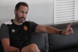 Vicente Moreno: «Estoy contento, el trabajo del equipo ha sido muy bueno durante todo el partido»