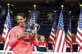 Nadal se corona por tercera vez en el US Open