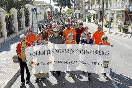 Cort prepara un catálogo de caminos de Palma para aclarar su titularidad
