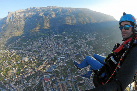 Mallorca, «a vista de pájaro» en el festival de cine aéreo Copa Ícaro