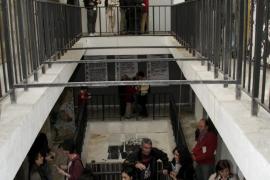 La antigua prisión, museo por un día