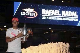 Rafa Nadal apuntala su número uno mundial con su victoria en Nueva York