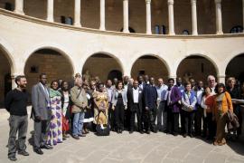 El Castell de Bellver alberga el encuentro internacional para el diálogo en Ruanda