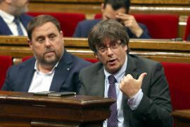 Junqueras afirma que votar es la única forma de resolver situación catalana