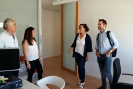 El Palacio de Congresos de Palma estrena sus oficinas