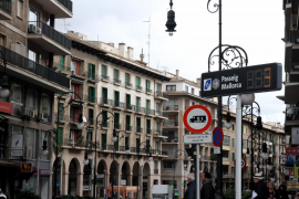 El Día de la Movilidad no se podrá aparcar en la zona ORA de toda Palma