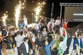 Rosanna Zanetti y Linda Morselli lo dan todo en Ibiza