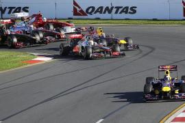 Alonso termina cuarto en un Gran Premio dominado por Vettel