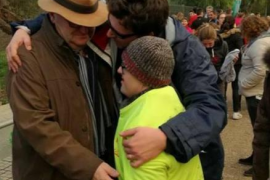Rafael Nadal hace a 'Ñanquel' el más feliz del mundo