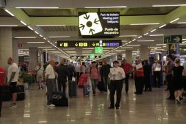 Casi 4,2 millones de viajeros pasaron en agosto por el aeropuerto de Palma