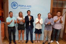 Margalida Roig, elegida nueva presidenta de la Junta Local de PP de Llucmajor