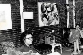 Christie's subasta parte de la colección de Antoni Tàpies con obras de Giacometti, Miró, Picasso y Rothko