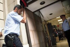 Trapero ordena a los Mossos investigar los preparativos del referéndum