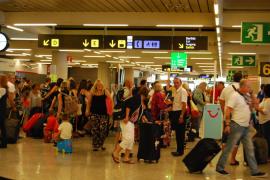 Más de 645.000 viajeros pasarán por los aeropuertos de Baleares este fin de semana