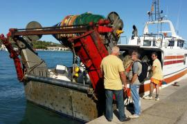 El Govern apuesta por un sistema de pesca de arrastre alternativo