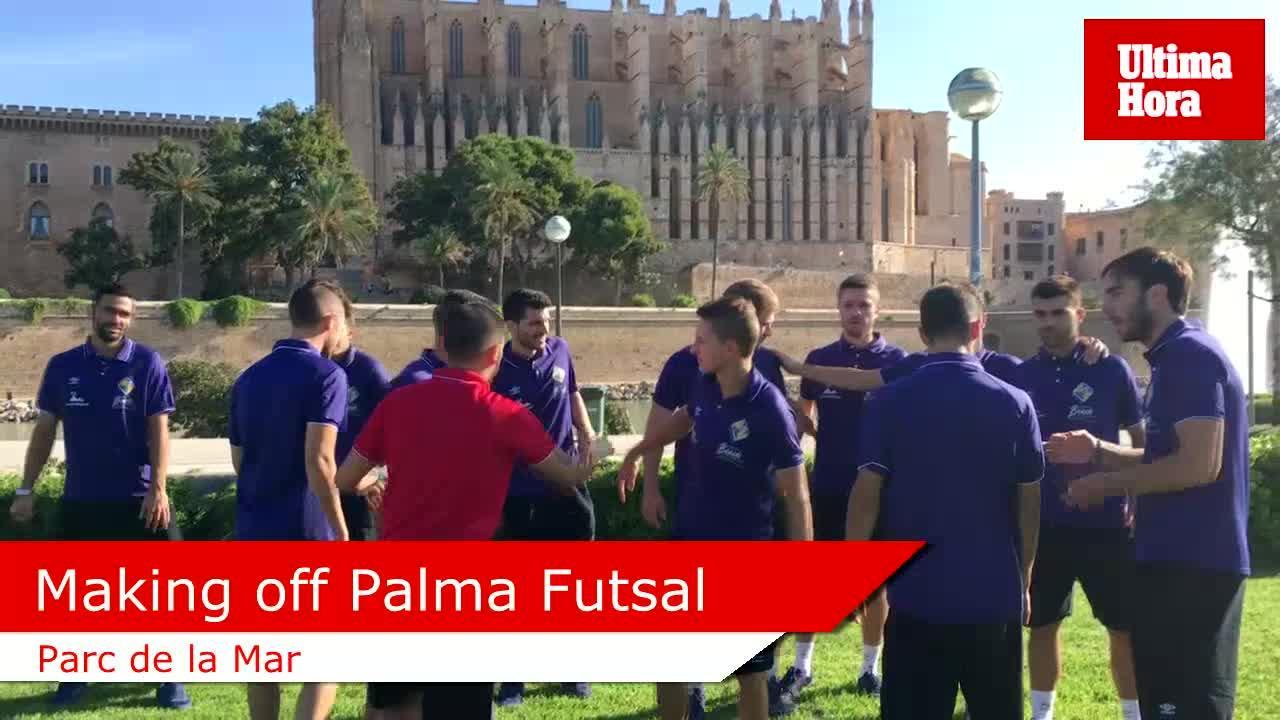 El Palma Futsal inicia la cuenta atrás para el arranque de temporada