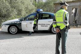 Fallece un motorista de 53 años en un accidente entre Calonge y Porto Petro