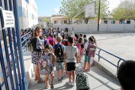 Las obras pendientes marcan el inicio del curso escolar