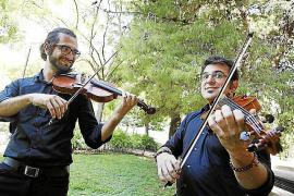 Dúo Haydn abrirá con temas clásicos el concierto solidario Un Hogar en India