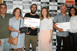 Entrega de premios Fotoedib 2017