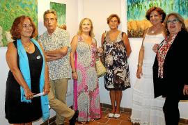 El artista y arquitecto Rafael Nadal expone en Art Mallorca