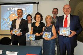 Presentación del libro 'Respiralio y el gran oso azul'