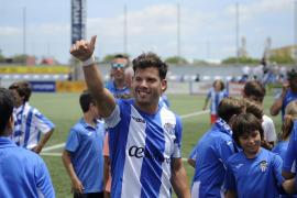 Kike López: «La mentalidad que debemos tener como equipo es ir siempre hacia adelante»