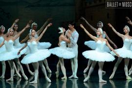 El Ballet de Moscú regresa a Ibiza con 'El lago de los cisnes'